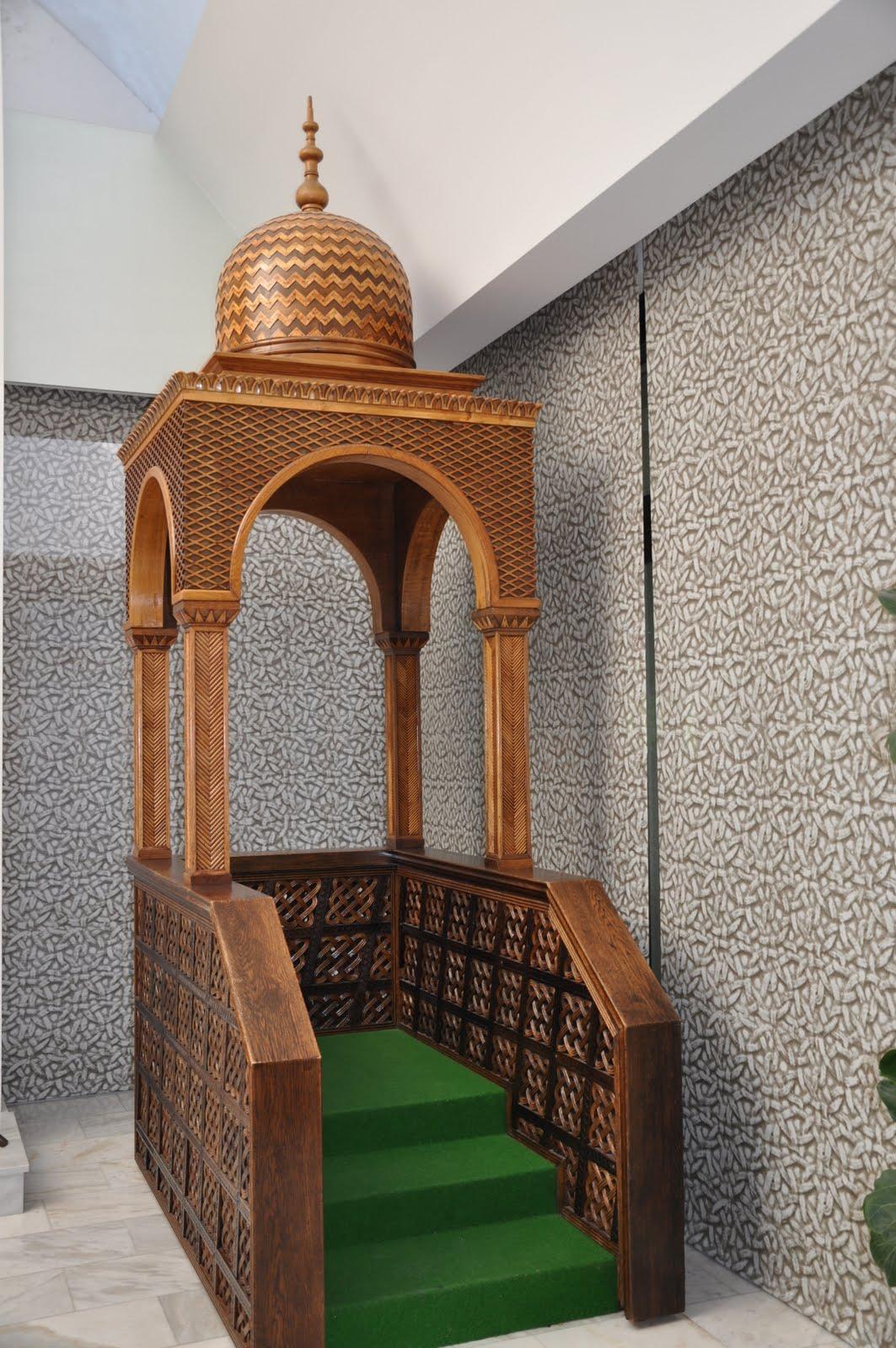минбар в мечети картинка возникли вопросы
