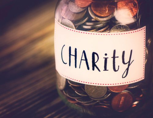 Charitable-giving